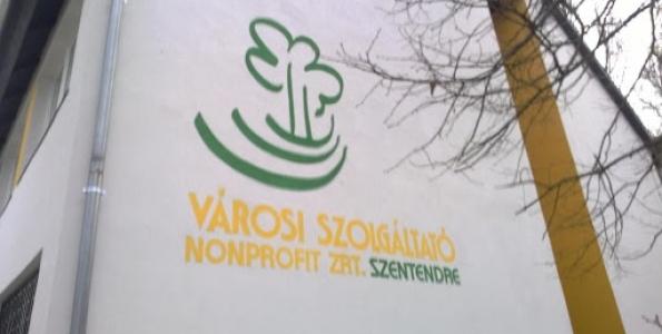 A Városi Szolgáltató Nonprofit Zrt. bankszámlaszáma megváltozott
